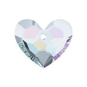 6264-001-36 01 6264-001-28 01 6264-001-18 01 Colgantes de cristal Truly in Love Heart 6264 crystal AB Swarovski Autorized Retailer