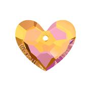 6264-001-36 06 6264-001-28 06 6264-001-18 06 Colgantes de cristal Truly in Love Heart 6264 crystal astral pink Swarovski Autorized Retailer