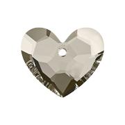 6264-001-28 32 6264-001-18 32 Colgantes de cristal Truly in Love Heart 6264 crystal satin Swarovski Autorized Retailer