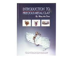 65361 Libro Introduction to Precious Metal Clay de Mary Ann Devos PMC