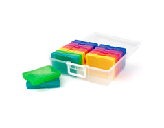 660269 Contenedor de almacenaje con 16 mini cajas Storage Bin We R Memory Keepers