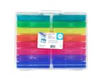 660269 Contenedor de almacenaje con 16 mini cajas Storage Bin We R Memory Keepers - Ítem1