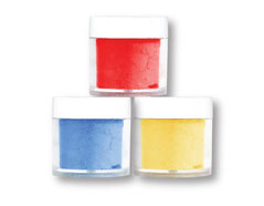 660342 Tinte Primary para WICK amarillo azul y rojo We R Memory Keepers