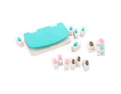 660442 Kit con base de perforacion y 3 tipos de cabezales Planner Punch Bundle We R Memory Keepers