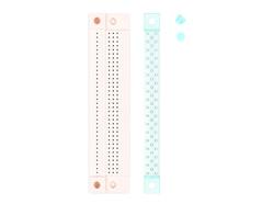 660443 Herramienta para encuadernacion cosida Book Binding Punch Guide We R Memory Keepers