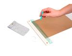 660443 Herramienta para encuadernacion cosida Book Binding Punch Guide We R Memory Keepers - Ítem2