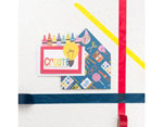 660541 Herramienta para crear sobres Mini Envelope Punch Board We R Memory Keepers - Ítem2