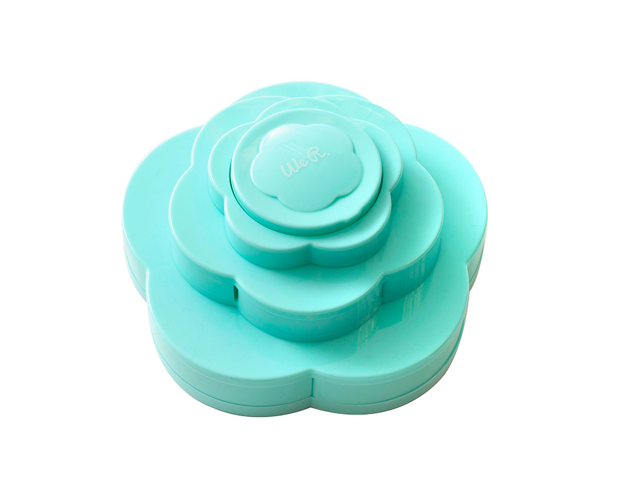 660565 Accesorio de almacenaje flor MINI BLOOM Mint We R Memory Keepers
