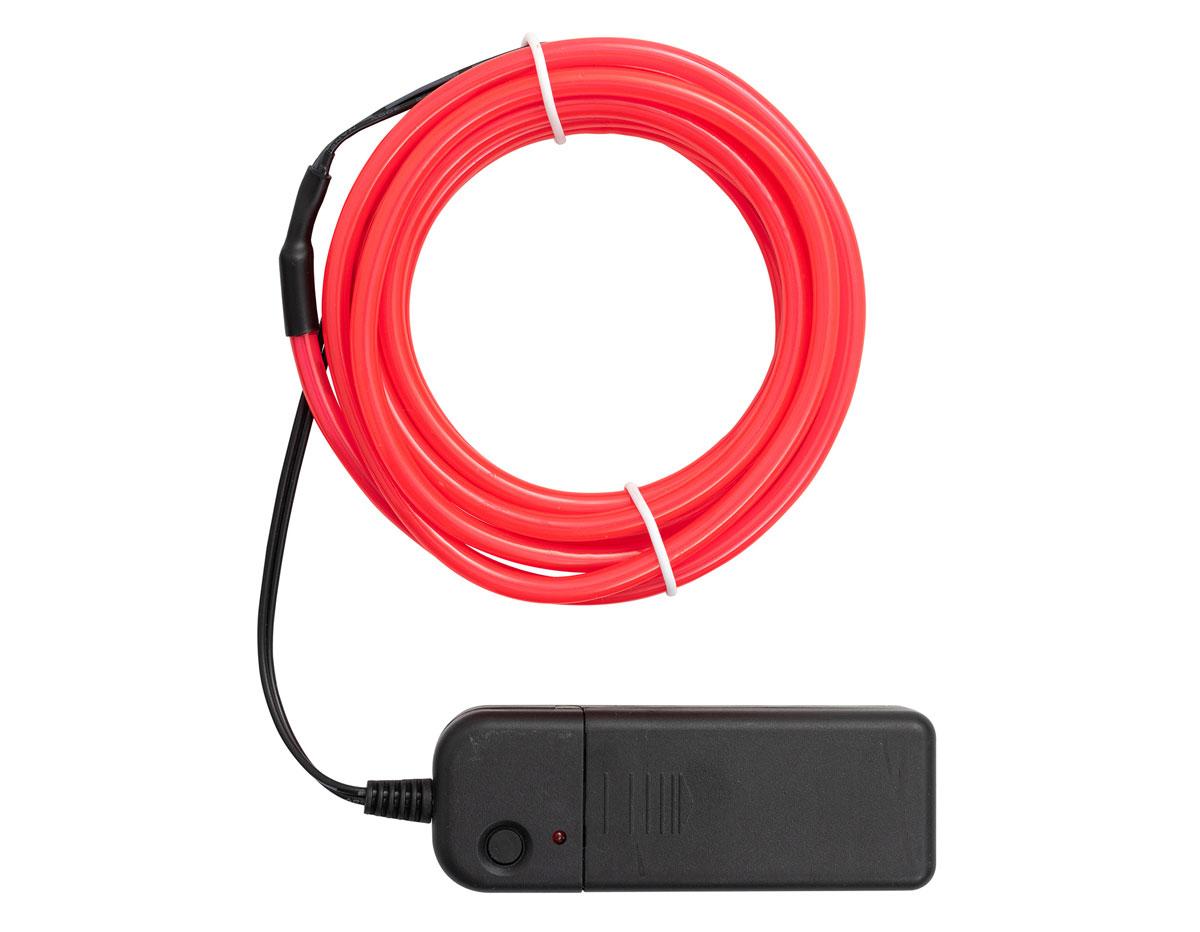 660572 Luz rosa neon con alambre para crear adornos con la Happy Jig We R Memory Keepers