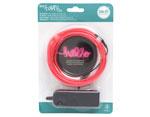 660572 Luz rosa neon con alambre para crear adornos con la Happy Jig We R Memory Keepers - Ítem1