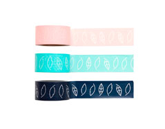 660650 Washi tape ideal para sujecion Foil Quill We R Memory Keepers