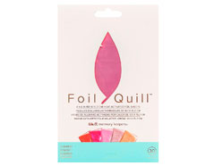 660671 Hojas de foil surtido colores calidos Foil Quill Flamingo We R Memory Keepers