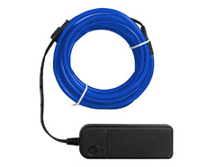 660684 Luz azul neon con alambre para crear adornos con la Happy Jig We R Memory Keepers
