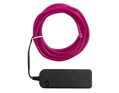 660685 Luz lila neon con alambre para crear adornos con la Happy Jig We R Memory Keepers - Ítem