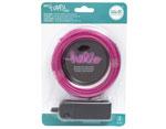 660685 Luz lila neon con alambre para crear adornos con la Happy Jig We R Memory Keepers - Ítem1