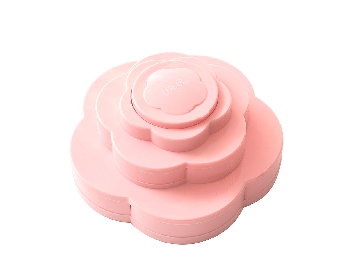 660700 Accesorio de almacenaje flor MINI BLOOM Pink We R Memory Keepers