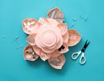 660700 Accesorio de almacenaje flor MINI BLOOM Pink We R Memory Keepers - Ítem3