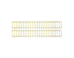 660751 Espirales dorados THE CINCH Wire Binders Gold We R Memory Keepers