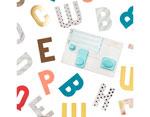 660889 Herramienta para crear letras y numeros Alphabet Punch Board We R Memory Keepers - Ítem2