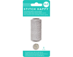 663030 Hilo twine gris con canilla We R Memory Keepers - Ítem1