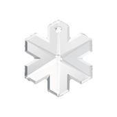 A6704-001-20 6704-001-20 6704-001-25 6704-001-30 Colgantes de cristal Snow Flake 6704 crystal Swarovski Autorized Retailer