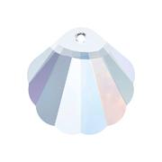 6723-001-28 01 Colgantes de cristal Shell 6723 crystal AB Swarovski Autorized Retailer