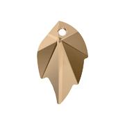A6735-001-32X20 16 6735-001-32X20 16 A6735-001-26X16 16 6735-001-26X16 16 Colgantes de cristal Leaf 6735 crystal golden shadow Swarovski Autorized Retailer