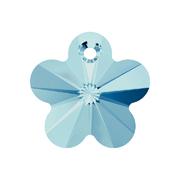 6744-202-14 6744-202-12 Colgantes de cristal Flower 6744 aquamarine Swarovski Autorized Retailer