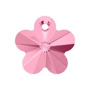 6744-223-14 6744-223-12 Colgantes de cristal Flower 6744 light rose Swarovski Autorized Retailer