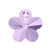 6744-371-14 6744-371-12 Colgantes de cristal Flower 6744 violet Swarovski Autorized Retailer