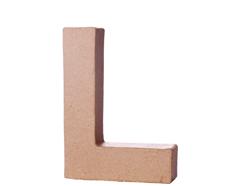 70112 Letra L papel mache con volumen Innspiro