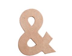 70828 Simbolo AND papel mache plano Innspiro