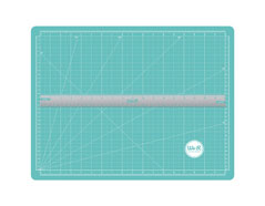 70938-1 Base de corte y regla magneticos Magnetic Mat and Ruler We R Memory Keepers