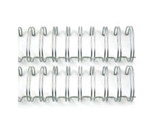 71009-7 Espirales plateados THE CINCH Wire Binders Silver We R Memory Keepers
