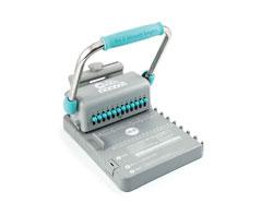 71050-9 Maquina perforadora y encuadernadora THE CINCH We R Memory Keepers