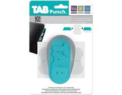 71312-8 Perforadora para crear pestanas Tab Punch File We R Memory Keepers