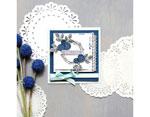 7310252 Set sellos acrilicos garabatos decorativos 11x19cm BoBunny - Ítem2