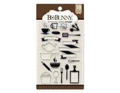 7310253 Set sellos acrilicos iconos cocina 11x19cm BoBunny - Ítem