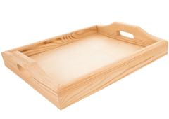 7961 7962 Bandeja madera de pino macizo Innspiro