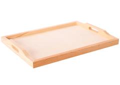 7964 Bandeja madera de pino macizo 40x30x2 5cm Innspiro