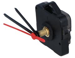 800-20 Kit mecanismo reloj con manecillas plastico Eje 20mm Innspiro