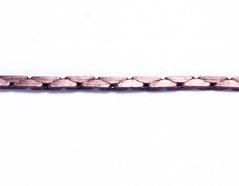 80802 Cadena metalica serpiente cobriza envejecida Innspiro