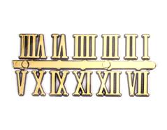 808 809 Numeros romanos Dorado Innspiro