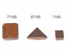 87165 Z87165 TESELA TRIANGULAR 19mm Marron Innspiro