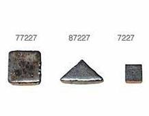 87227 Z87227 TESELA TRIANGULAR 19mm Antracita Innspiro