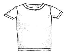 90032 90033 90031 90030 Camiseta algodon manga corta Innspiro