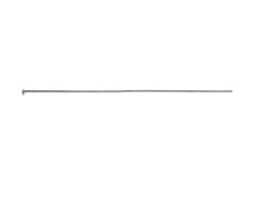 A925166 925166 Baston plata de ley 925 cabeza alfiler con tope Innspiro
