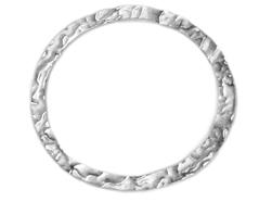 925321 A925321 Figura montaje plata de ley 925 aro con relieve Innspiro
