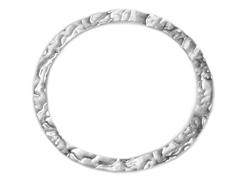 925322 A925322 Figura montaje plata de ley 925 aro con relieve Innspiro