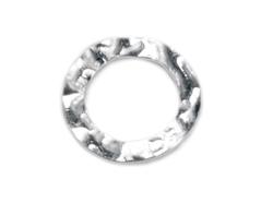 925324 A925324 Figura montaje plata de ley 925 aro con relieve Innspiro